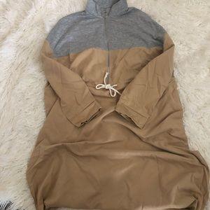 Shein mock neck dress new L IN PACKAGE